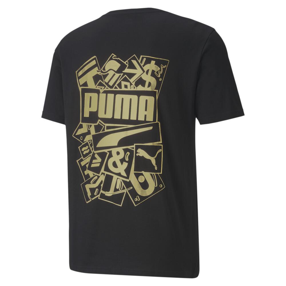 Image PUMA Gold Foil Men's Tee #2