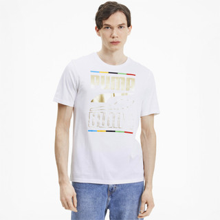 Image PUMA The Unity Collection Rebel 5 Continents Men's Tee