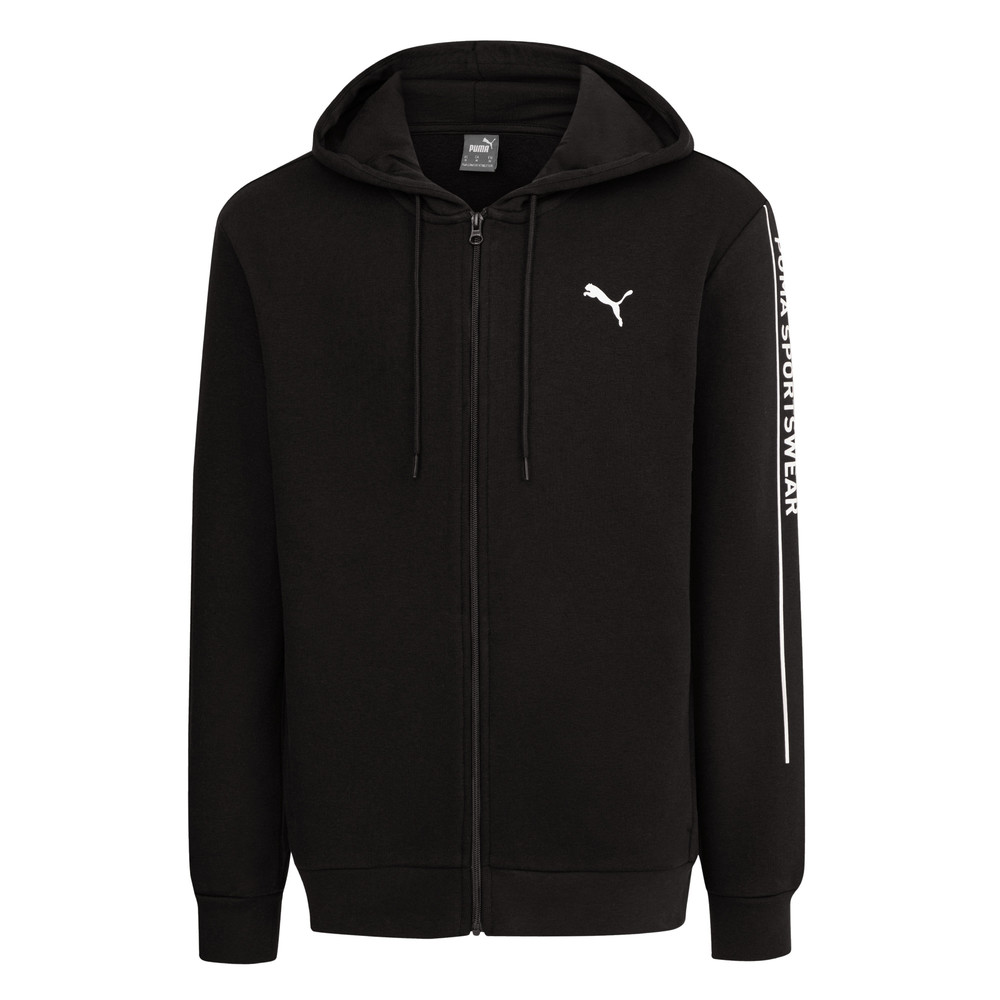 Изображение Puma Толстовка Mens Hooded Jacket #1