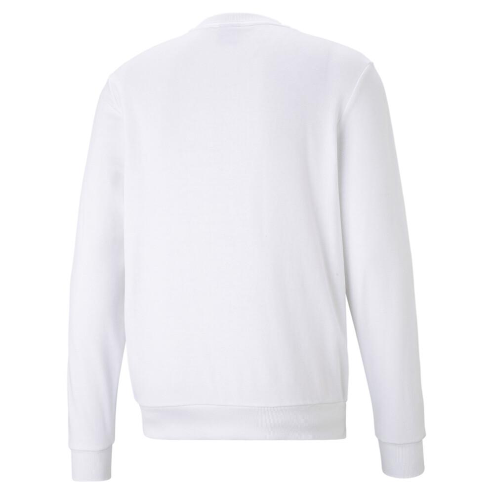 Image PUMA Modern Basics Crew Neck Men's Sweater #2