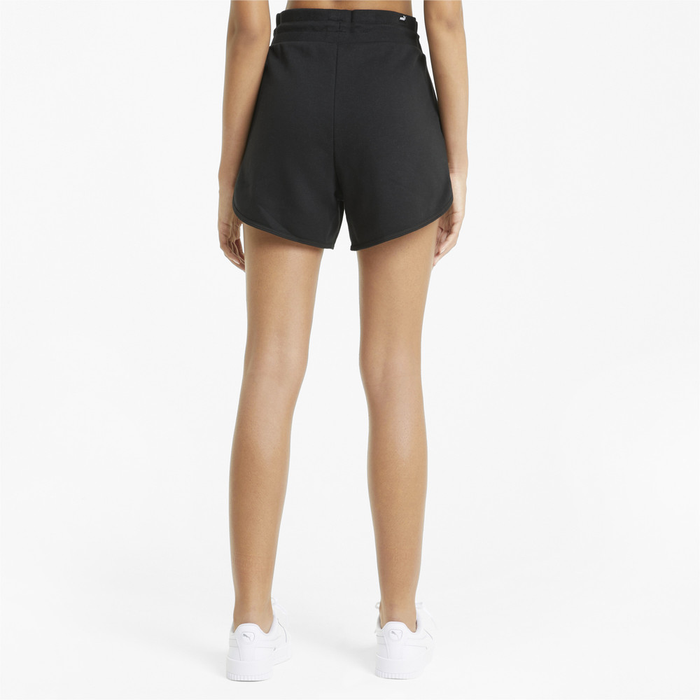 Image PUMA Rebel High Waist Women's Shorts #2