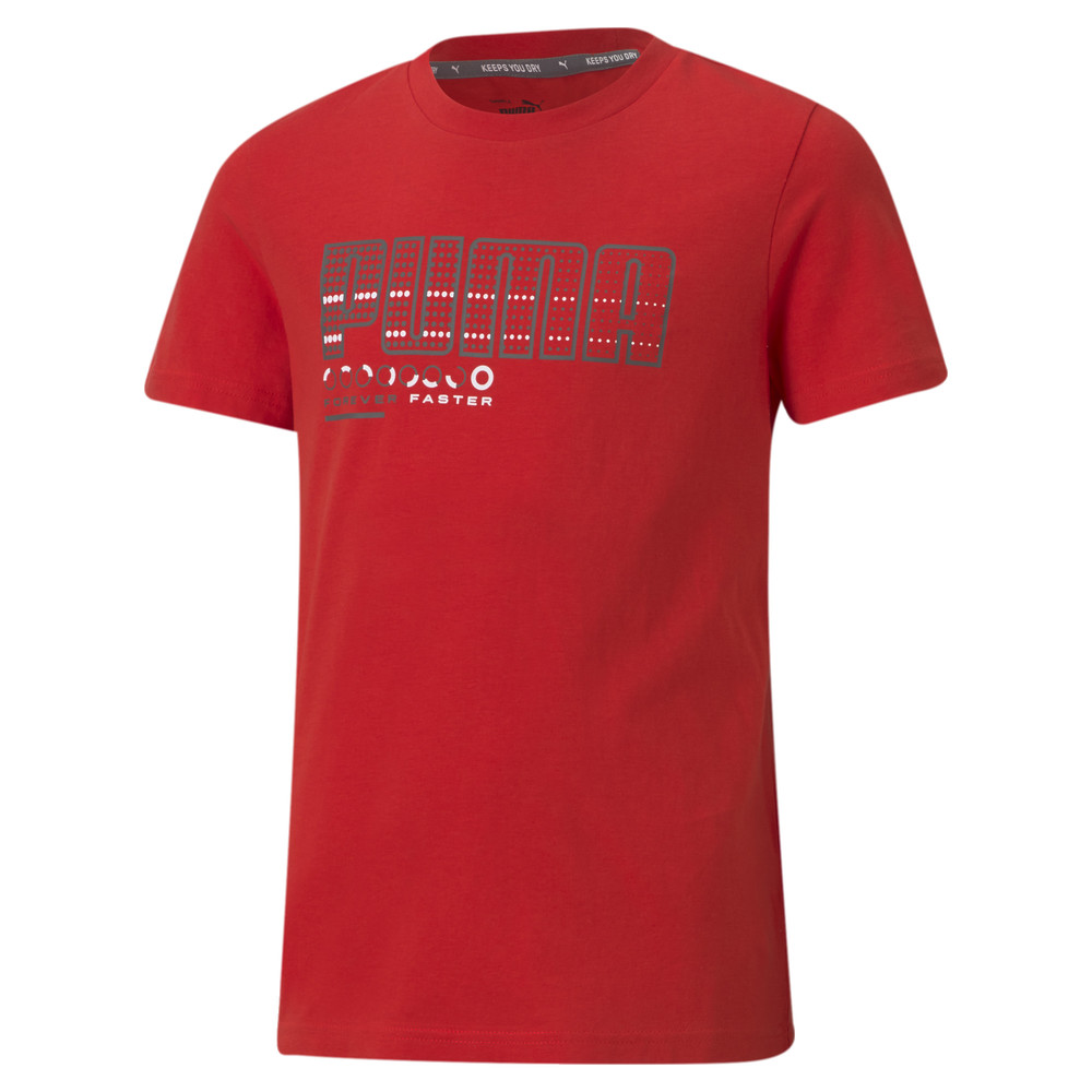 Image PUMA Active Sports Graphic Youth Tee #1