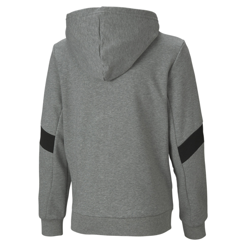 Image PUMA Active Sports Full-Zip Youth Hoodie #2