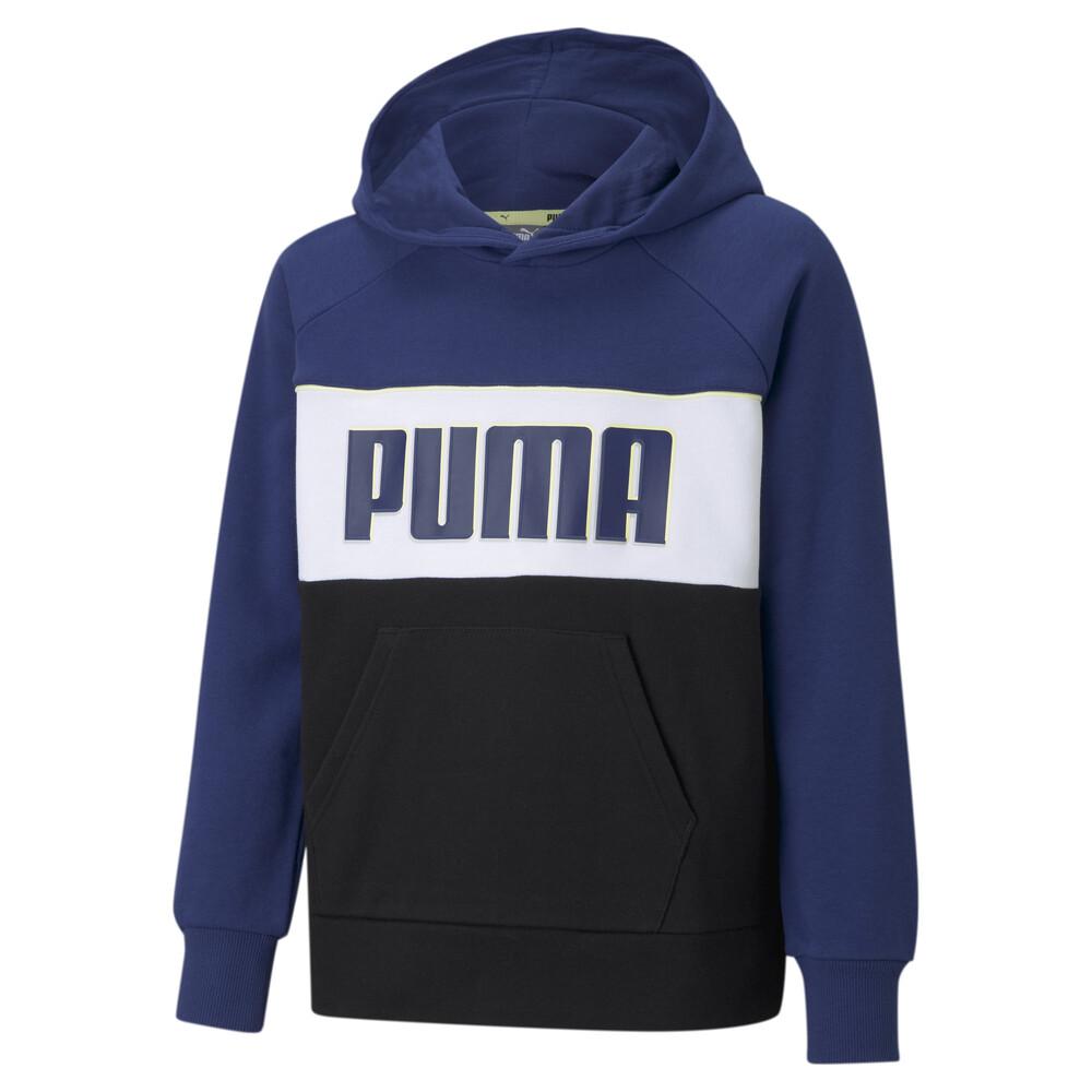 Image PUMA Alpha Youth Hoodie #1
