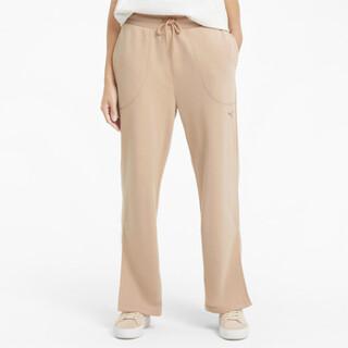 Image PUMA HER Wide Women's Sweatpants
