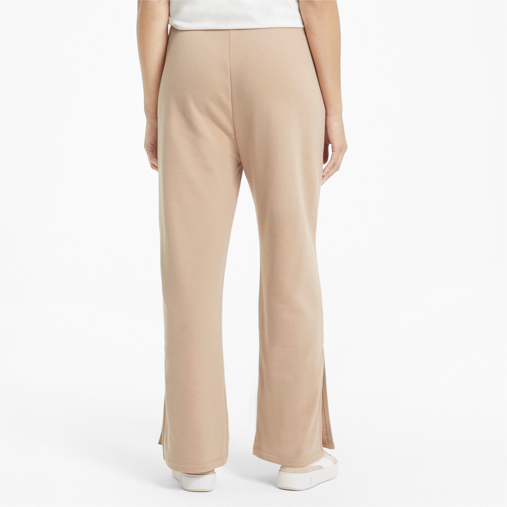 Image PUMA HER Wide Women's Sweatpants #2