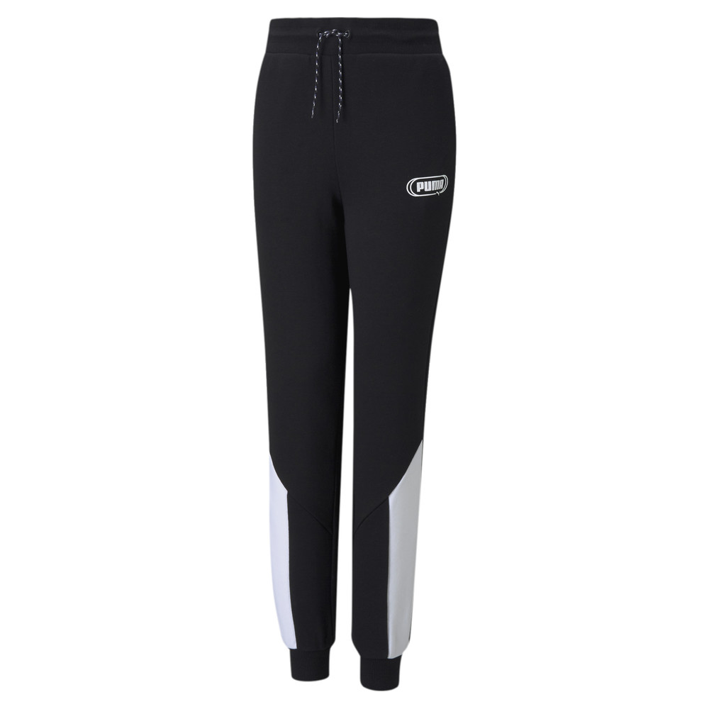 Image PUMA Rebel Youth Sweatpants #1