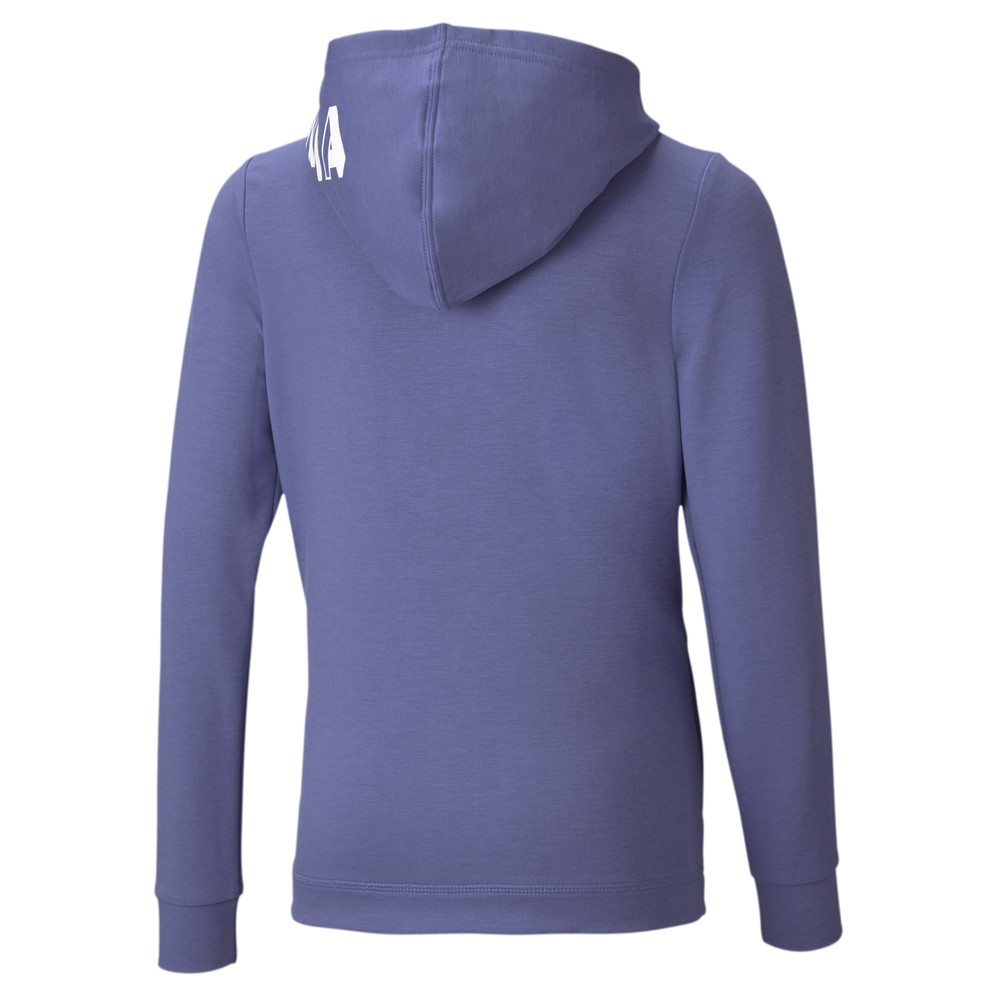 Image PUMA Modern Sports Full-Zip Youth Hoodie #2