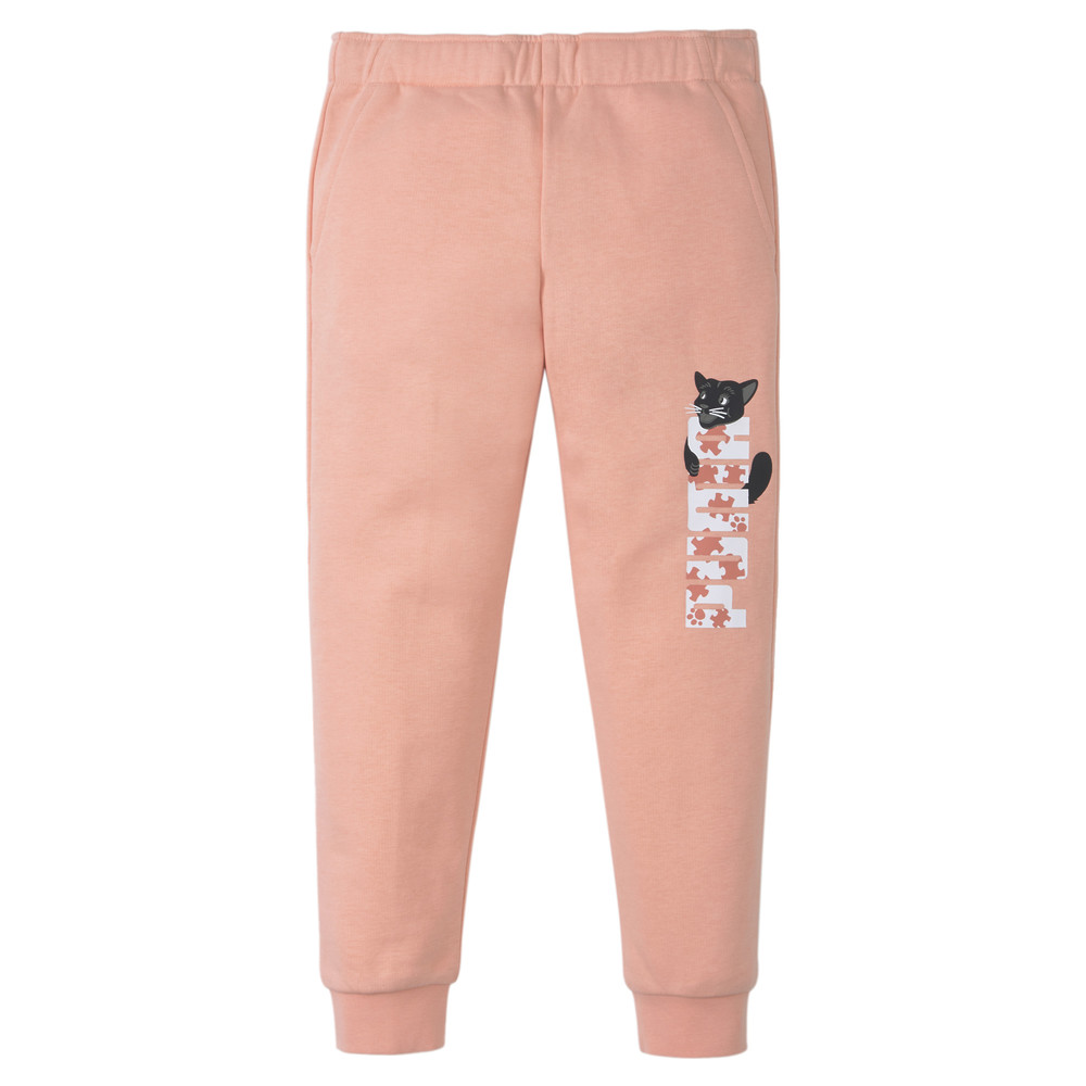 Image PUMA Paw Kids' Sweatpants #1