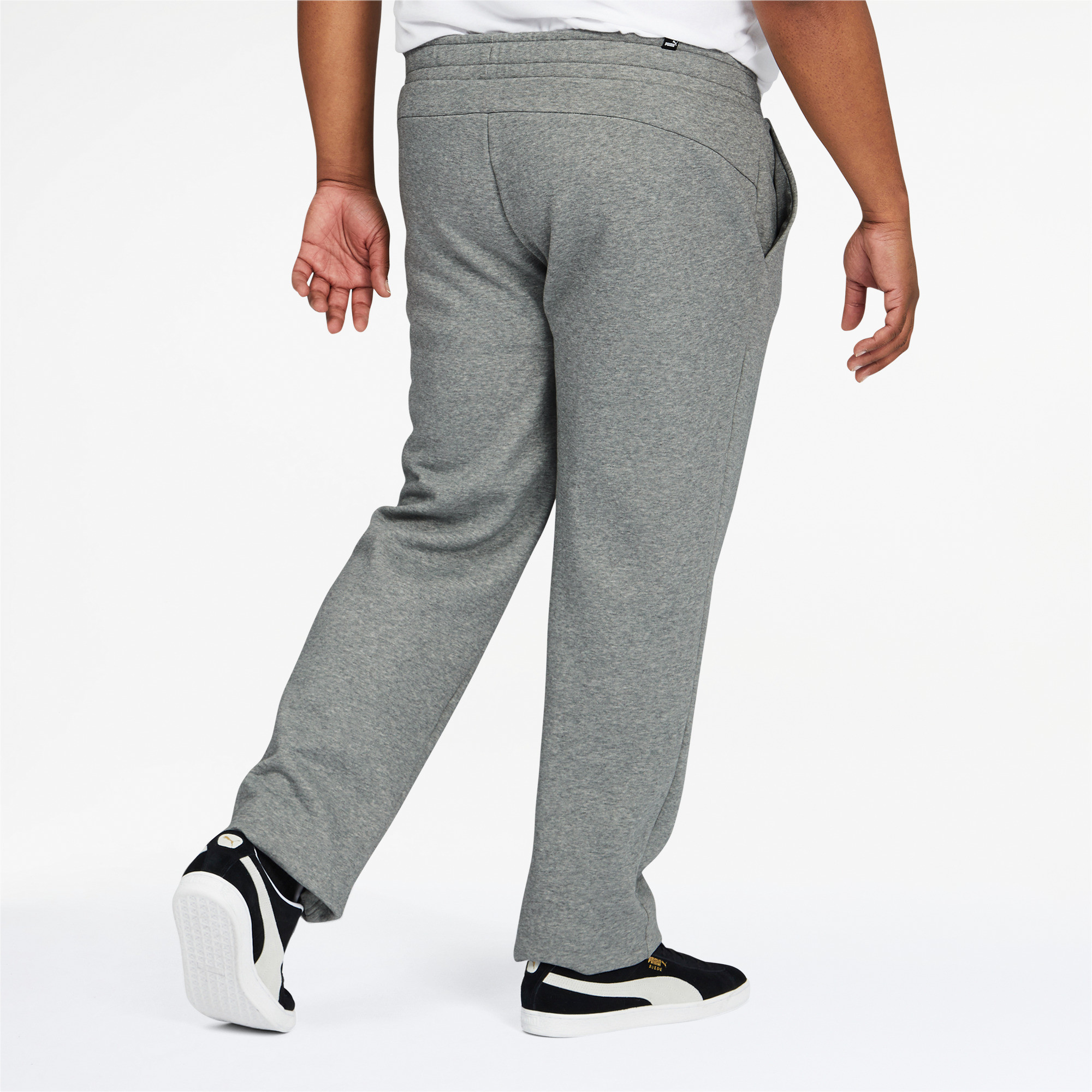 PUMA-Men-039-s-Essentials-Logo-Sweatpants-BT thumbnail 10