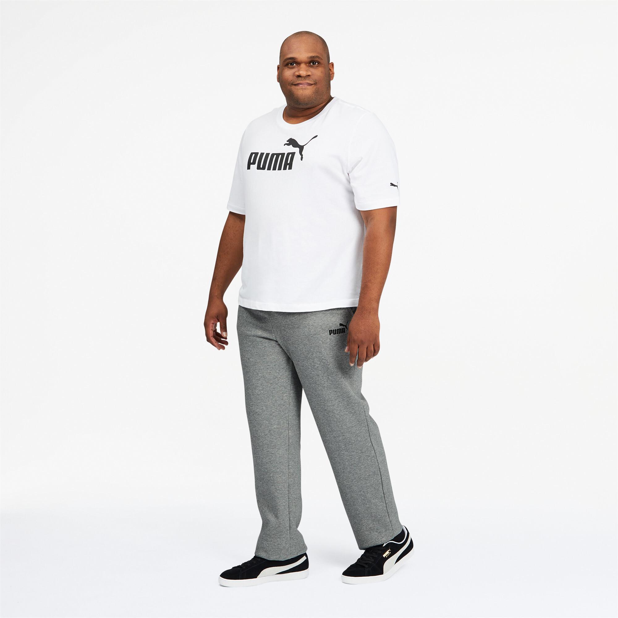 PUMA-Men-039-s-Essentials-Logo-Sweatpants-BT thumbnail 11