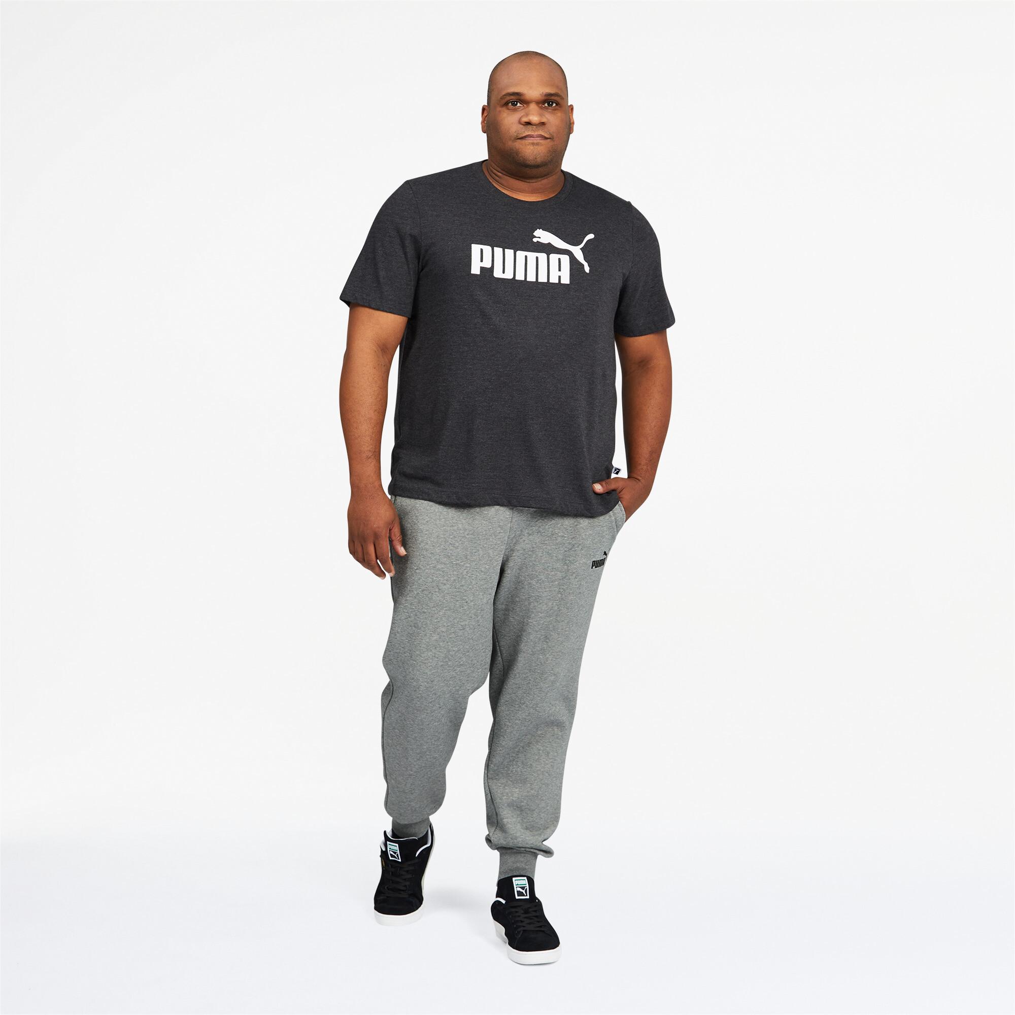 PUMA-Men-039-s-Essentials-Logo-Sweatpants-BT thumbnail 6