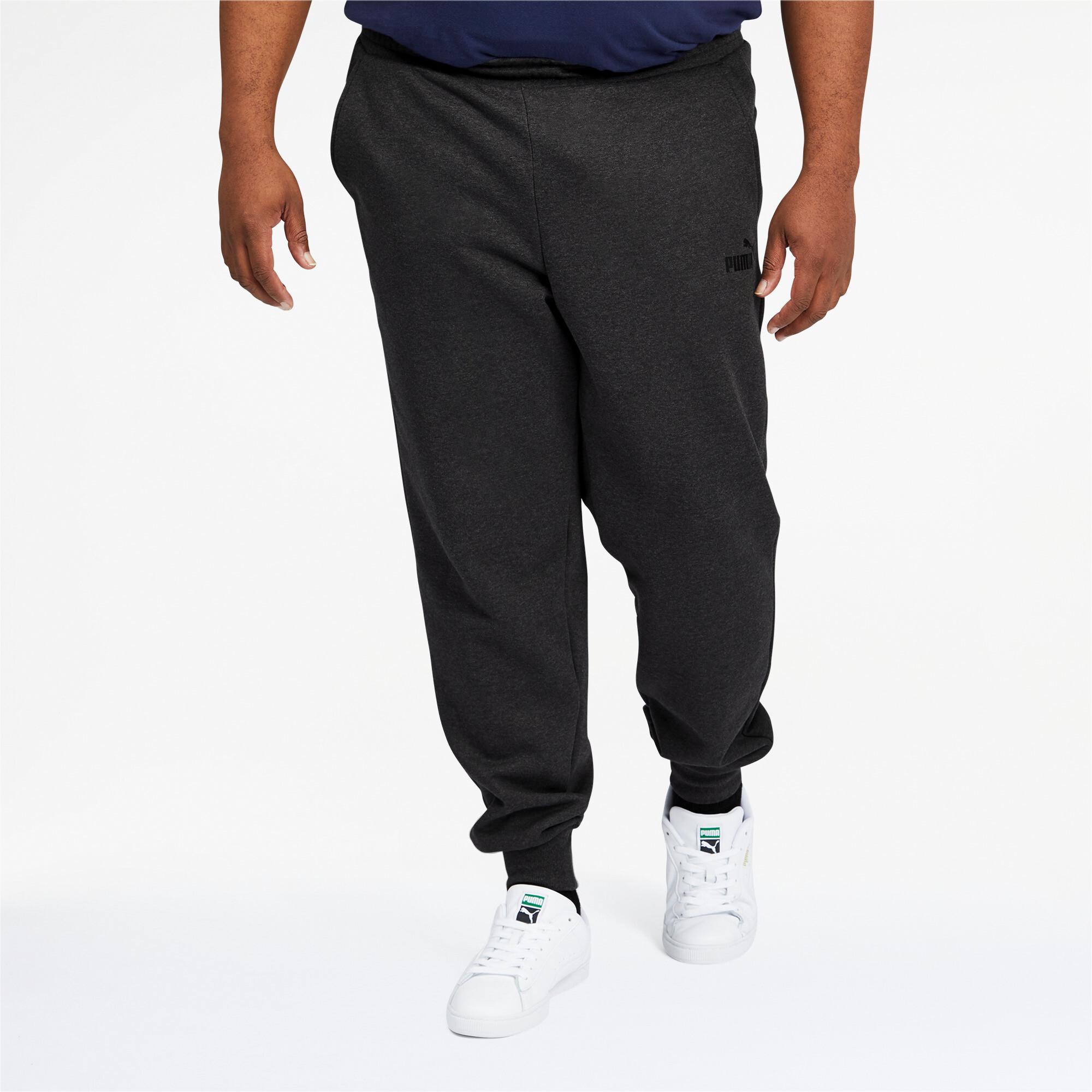 PUMA-Men-039-s-Essentials-Logo-Sweatpants-BT thumbnail 14