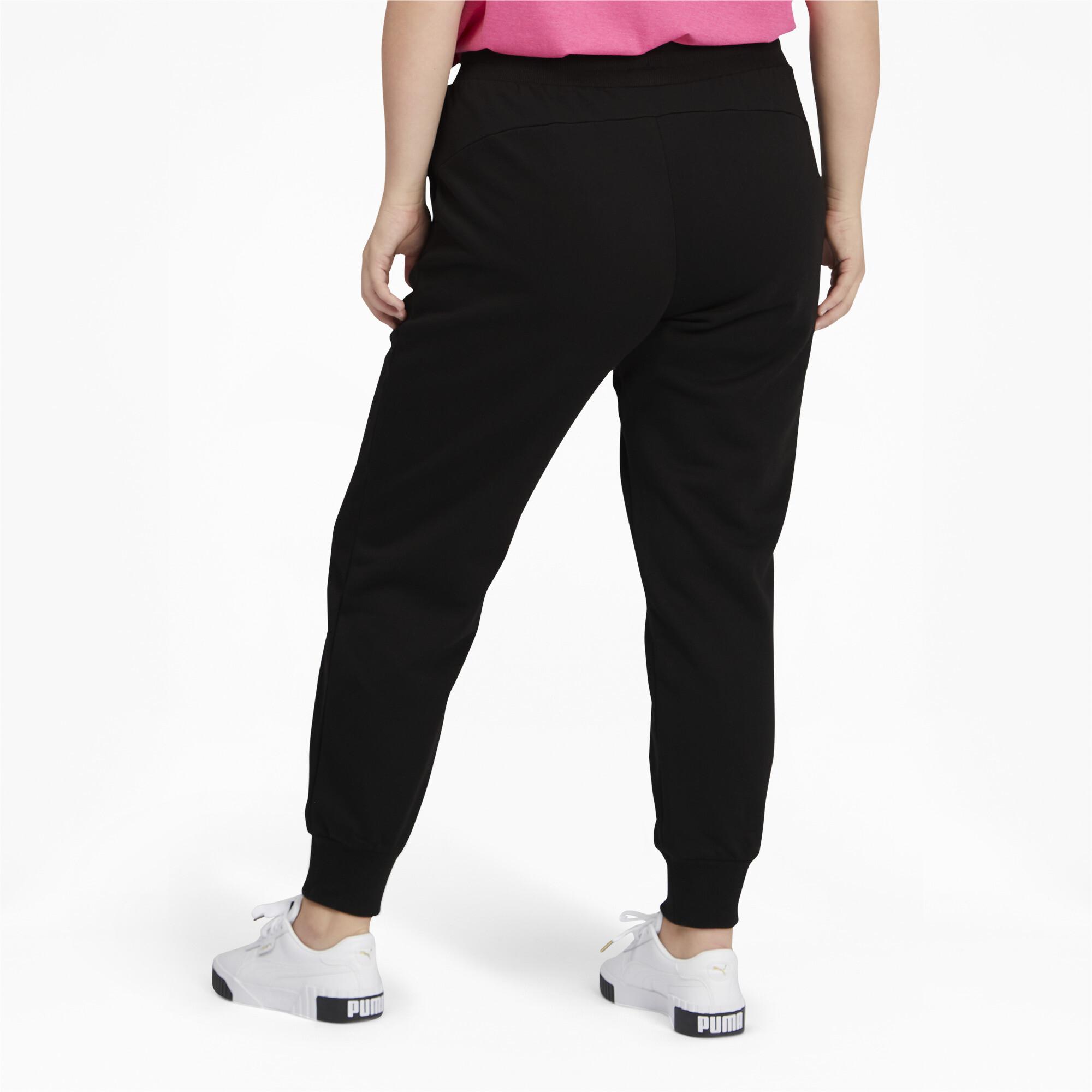 thumbnail 6 - Puma Women's Essentials Sweatpants PL