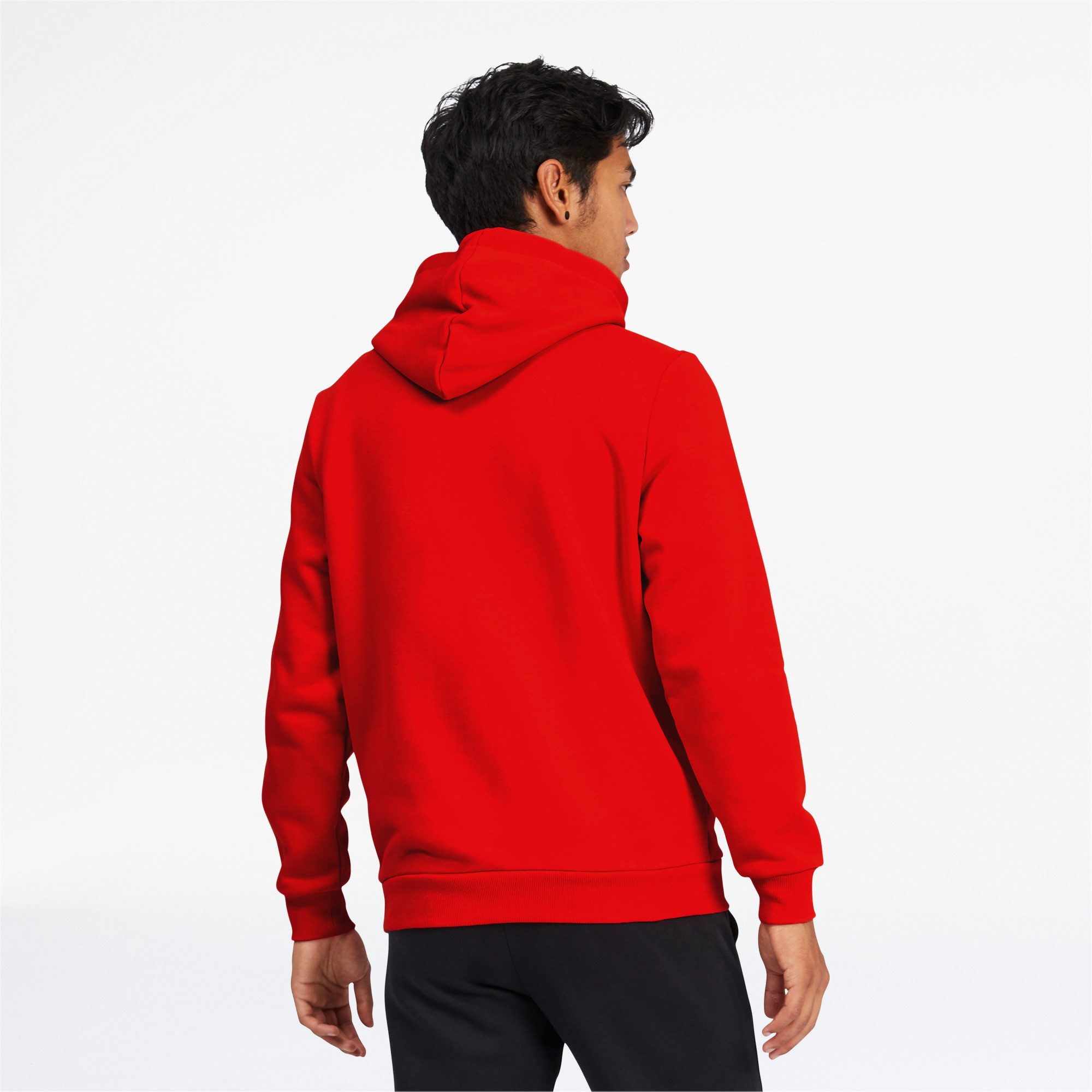 thumbnail 9 - PUMA Men's Essentials Big Logo Hoodie