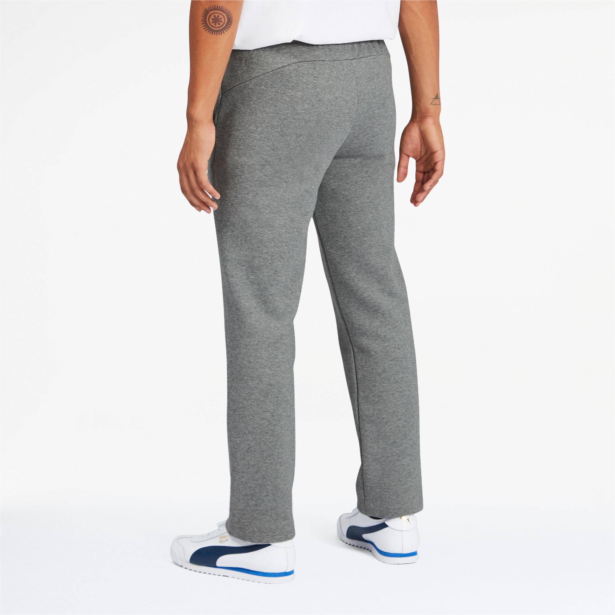 PUMA-Men-039-s-Essentials-Logo-Pants thumbnail 5