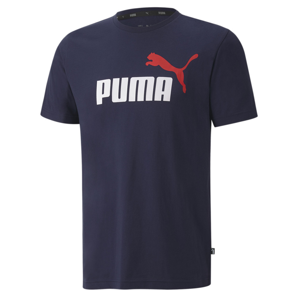 Image Puma Essentials Logo Men's Tee #1