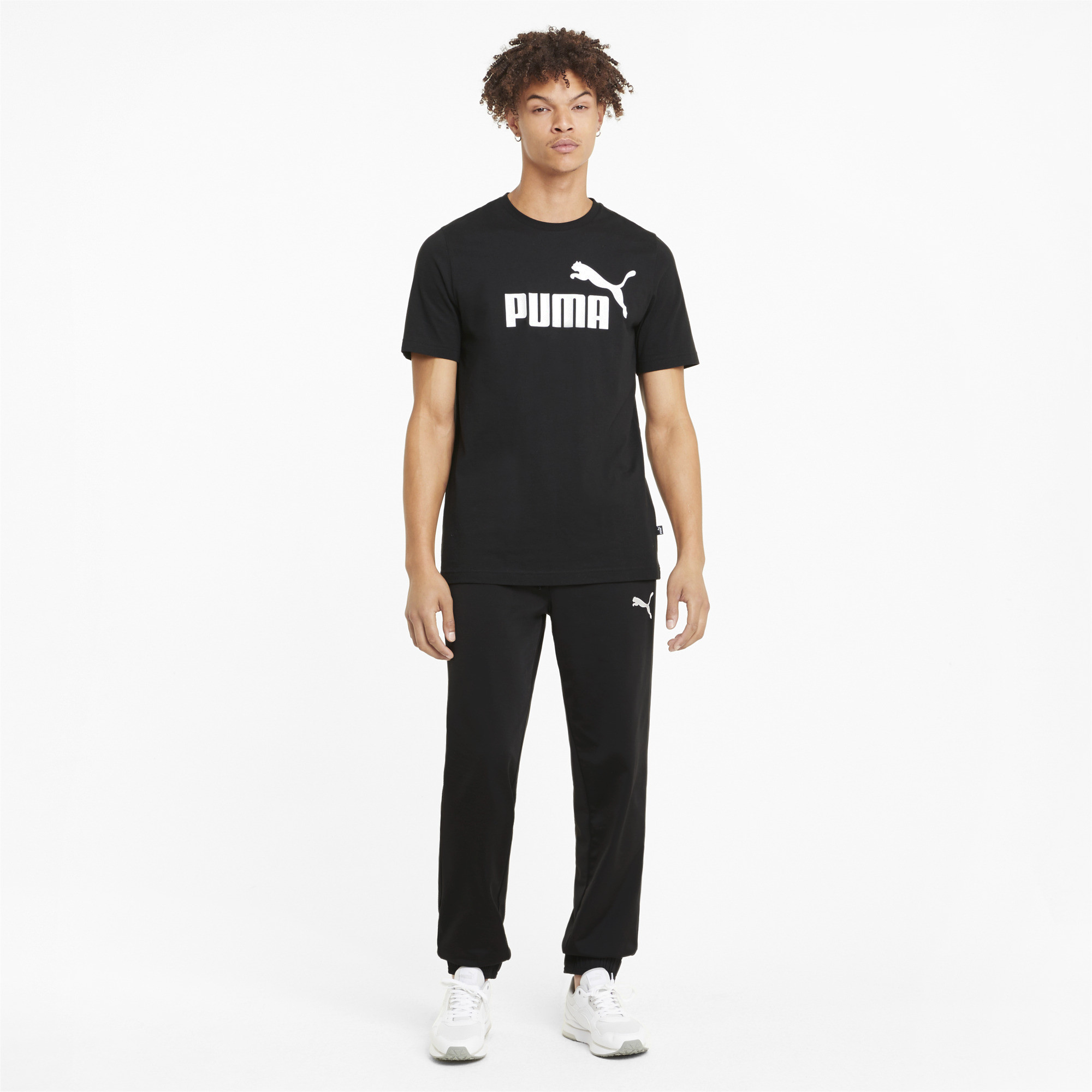 thumbnail 11 - PUMA Men's Essentials Logo Tee