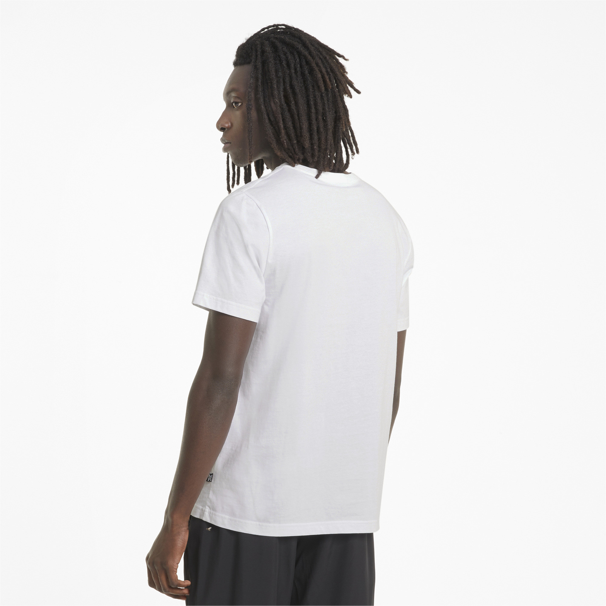 thumbnail 5 - PUMA Men's Essentials Logo Tee