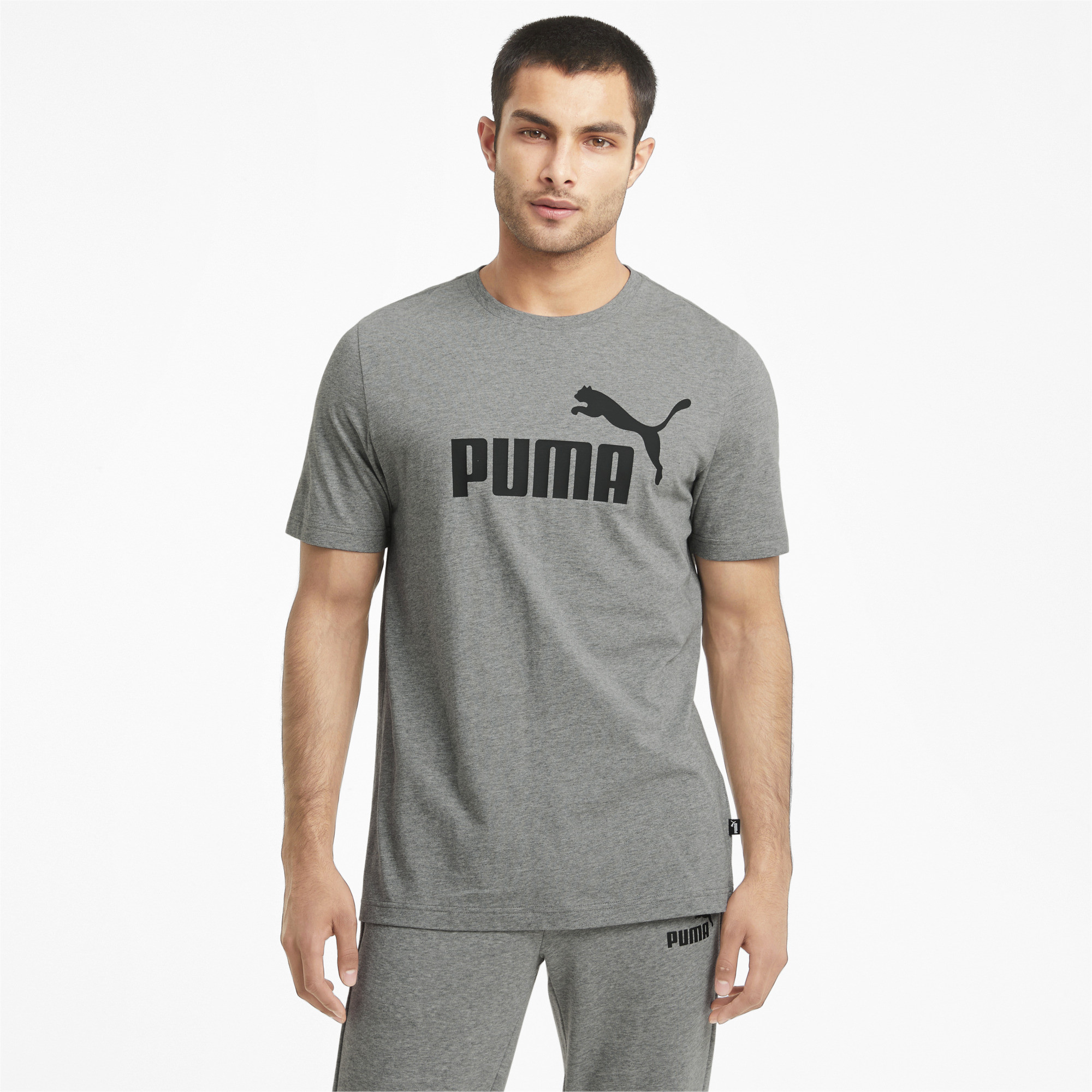thumbnail 14 - PUMA Men's Essentials Logo Tee