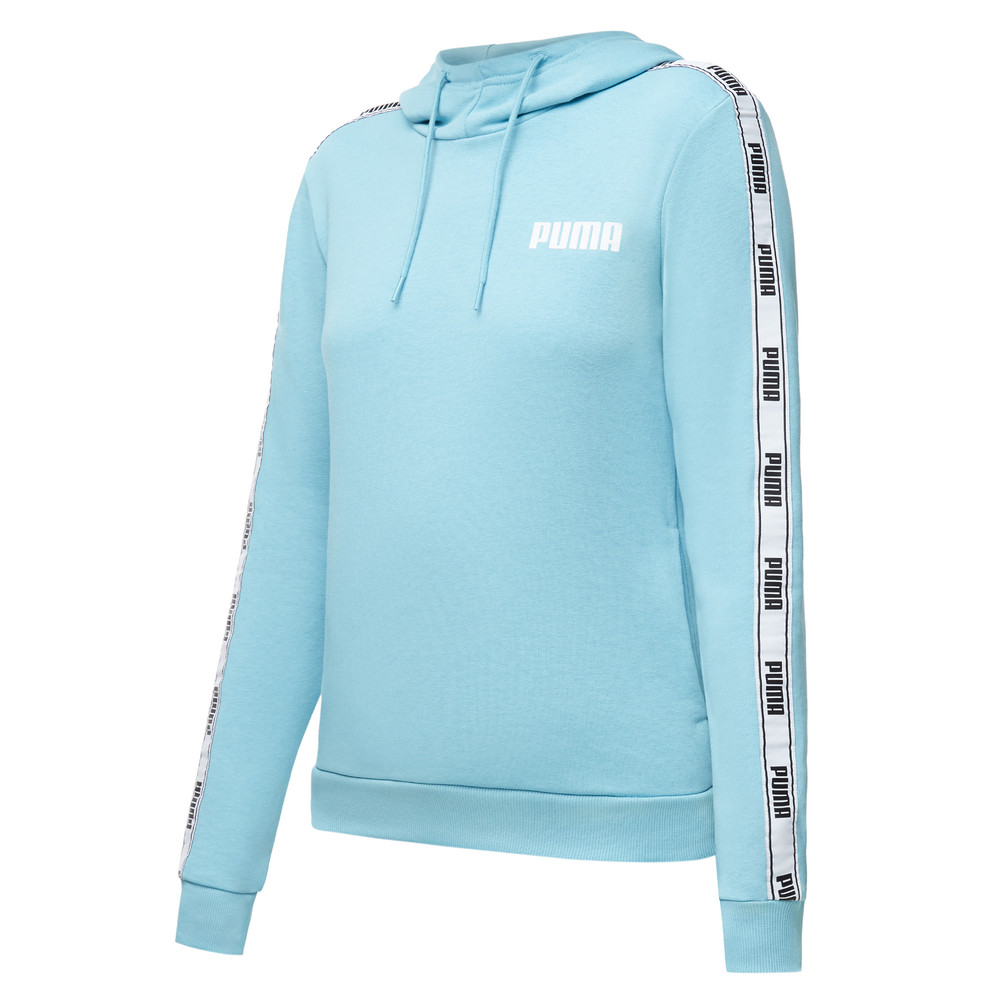 Image PUMA Tape French Terry Women's Hoodie #1
