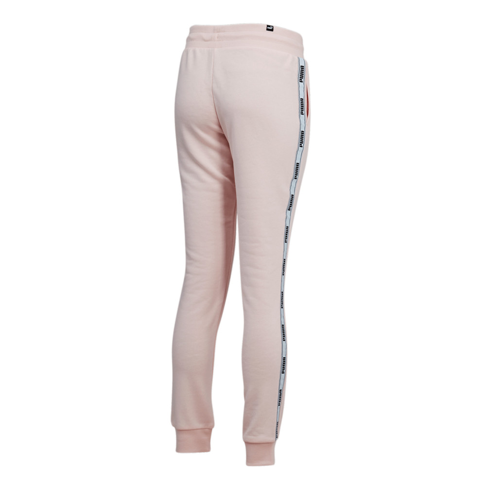 Image PUMA Tape French Terry Women's Pants #2