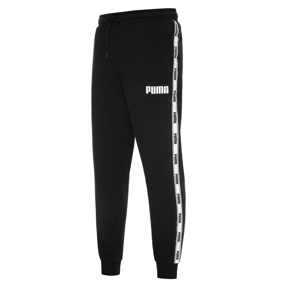 Image PUMA Tape French Terry Men's Pants #1