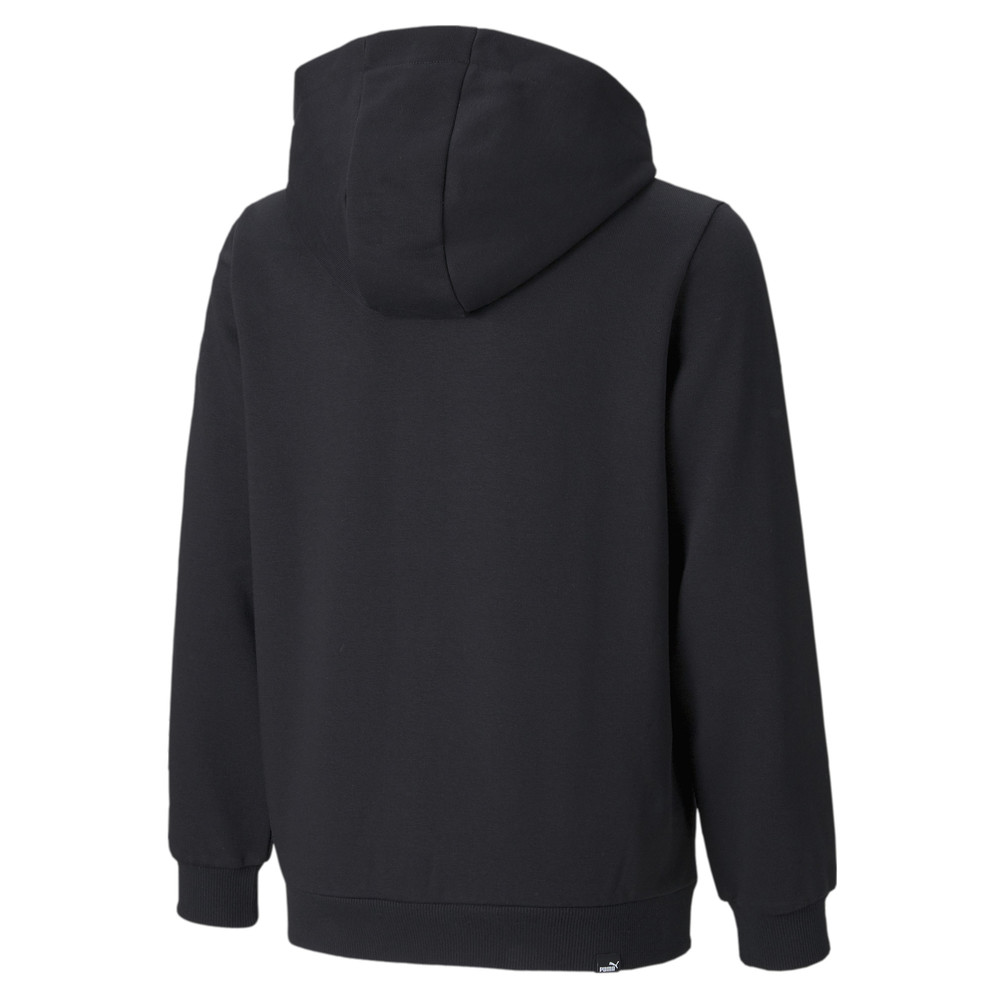 Image PUMA Tape French Terry Full-Zip Youth Hoodie #2