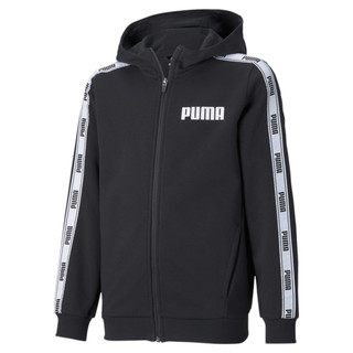Image PUMA Tape French Terry Full-Zip Youth Hoodie