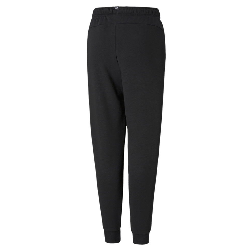 Image PUMA Tape French Terry Youth Pants #2