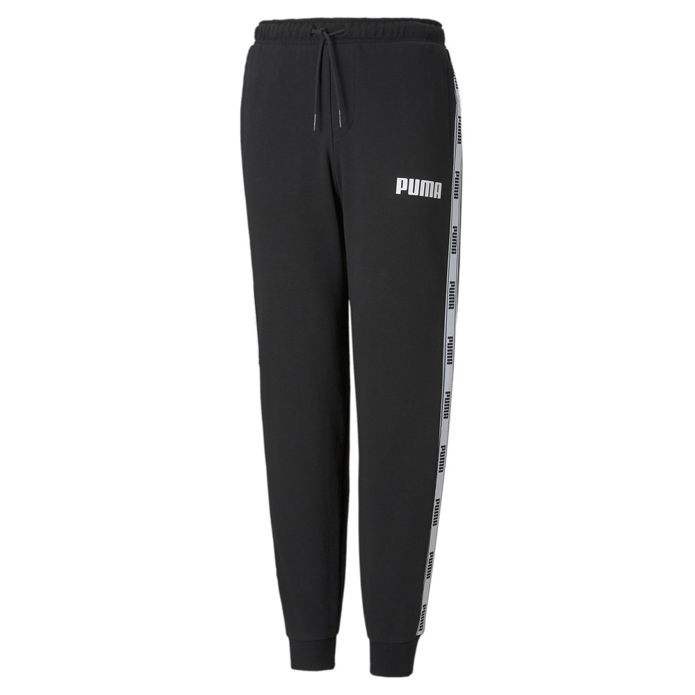 Image PUMA Tape French Terry Youth Pants #1
