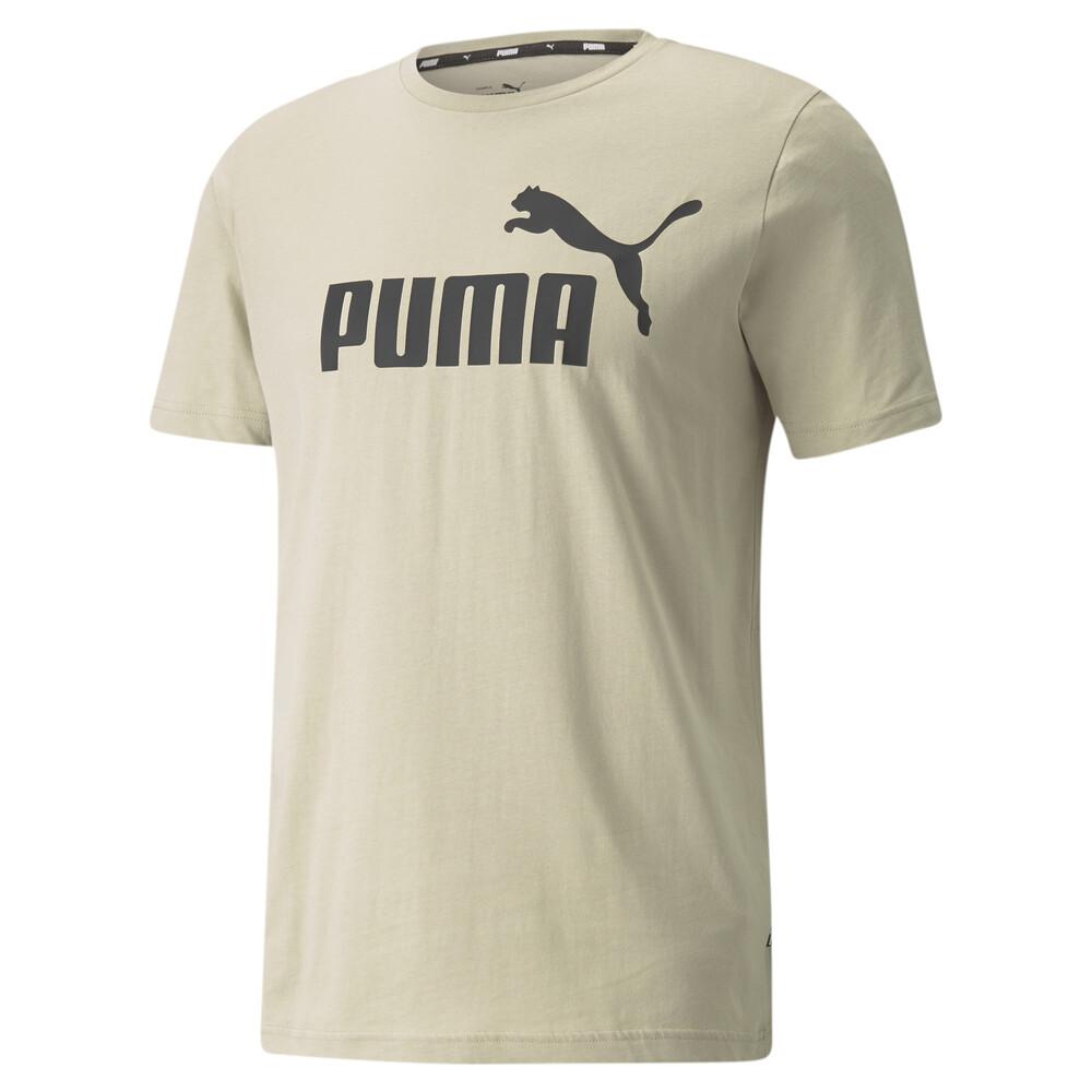Image PUMA Essentials Logo Men's Tee #1