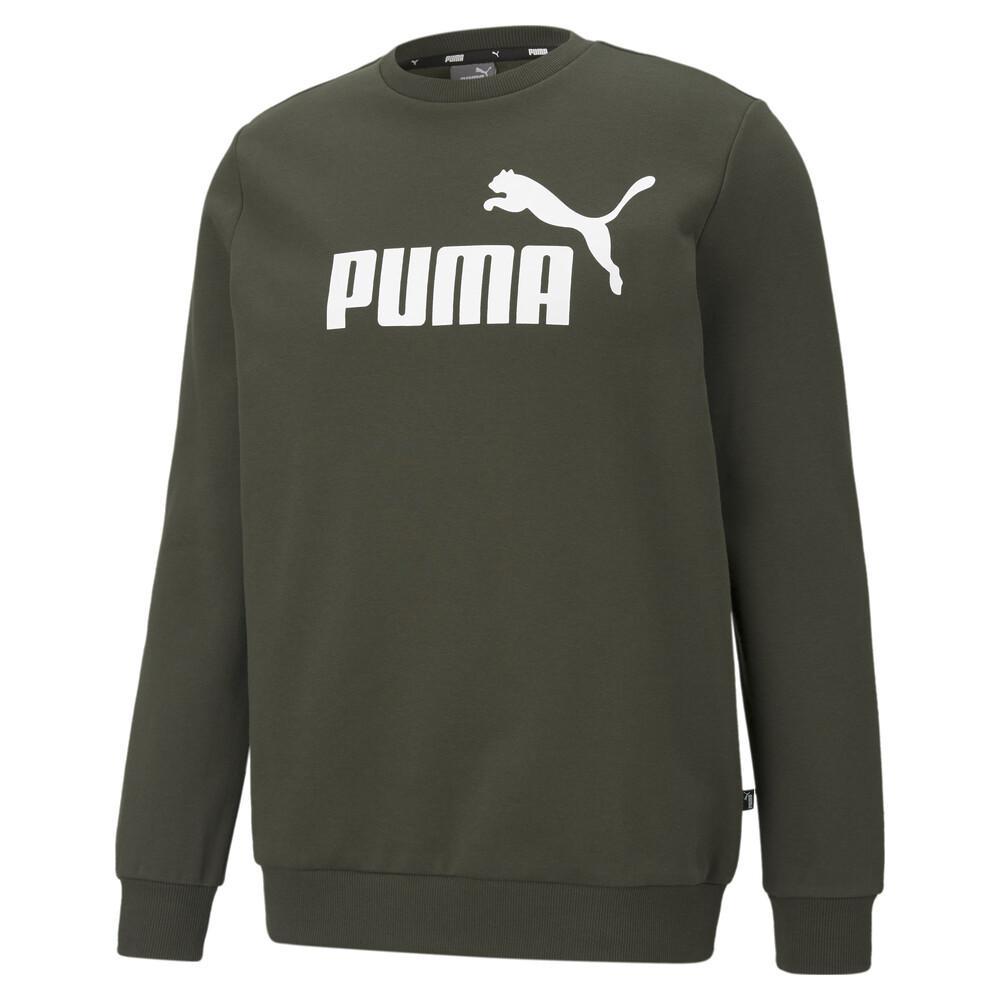 Image PUMA Essentials Big Logo Crew Neck Men's Sweater #1