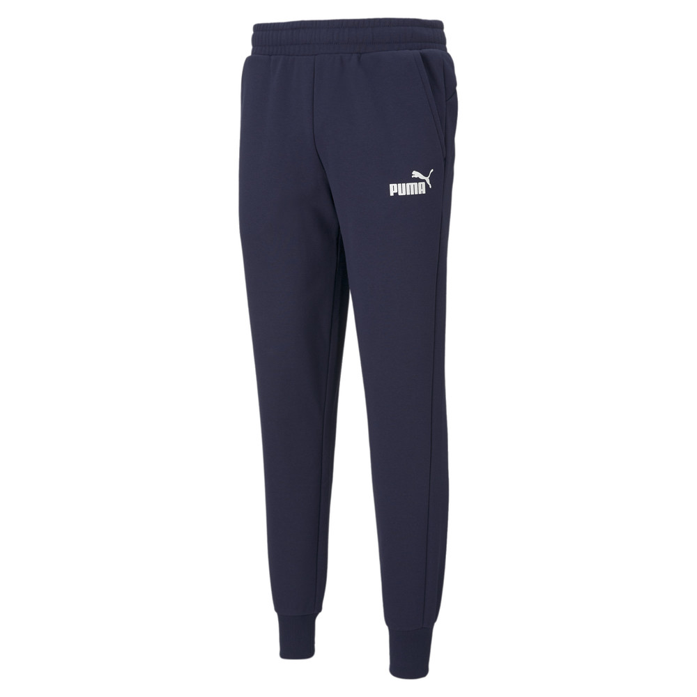 Image PUMA Essentials Logo Men's Sweatpants #1