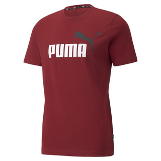 Image PUMA Essentials+ 2 Colour Logo Men's Tee