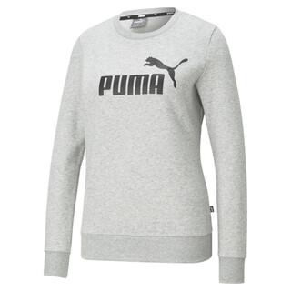 Image PUMA Essentials Logo Crew Neck Women's Sweater