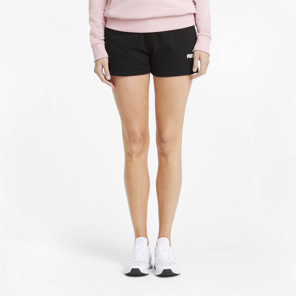 Image PUMA Essentials Women's Sweat Shorts #1