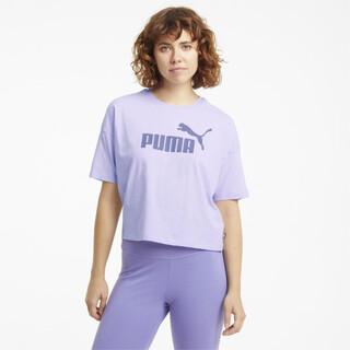 Image PUMA Essentials Logo Cropped Women's Tee