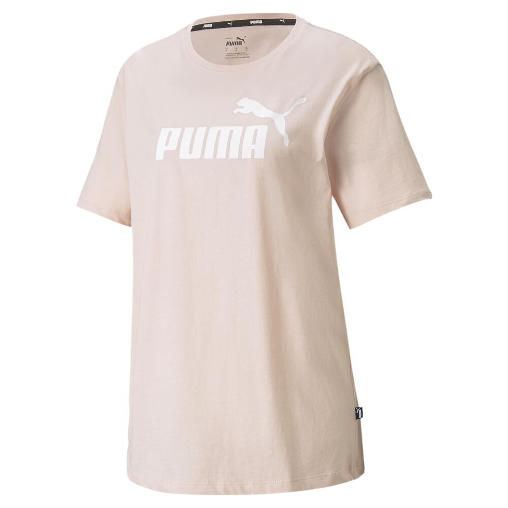 Image PUMA Essentials Logo Boyfriend Women's Tee #1
