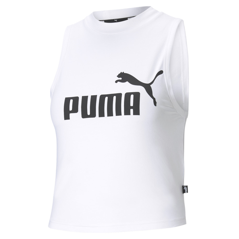 Image PUMA Essentials High Neck Women's Tank Top #1