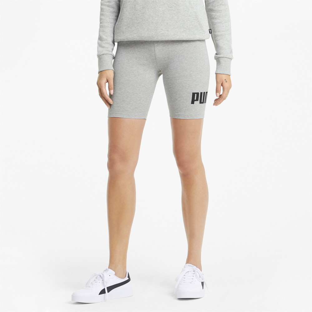 Image PUMA Essentials Logo Women's Short Leggings #1