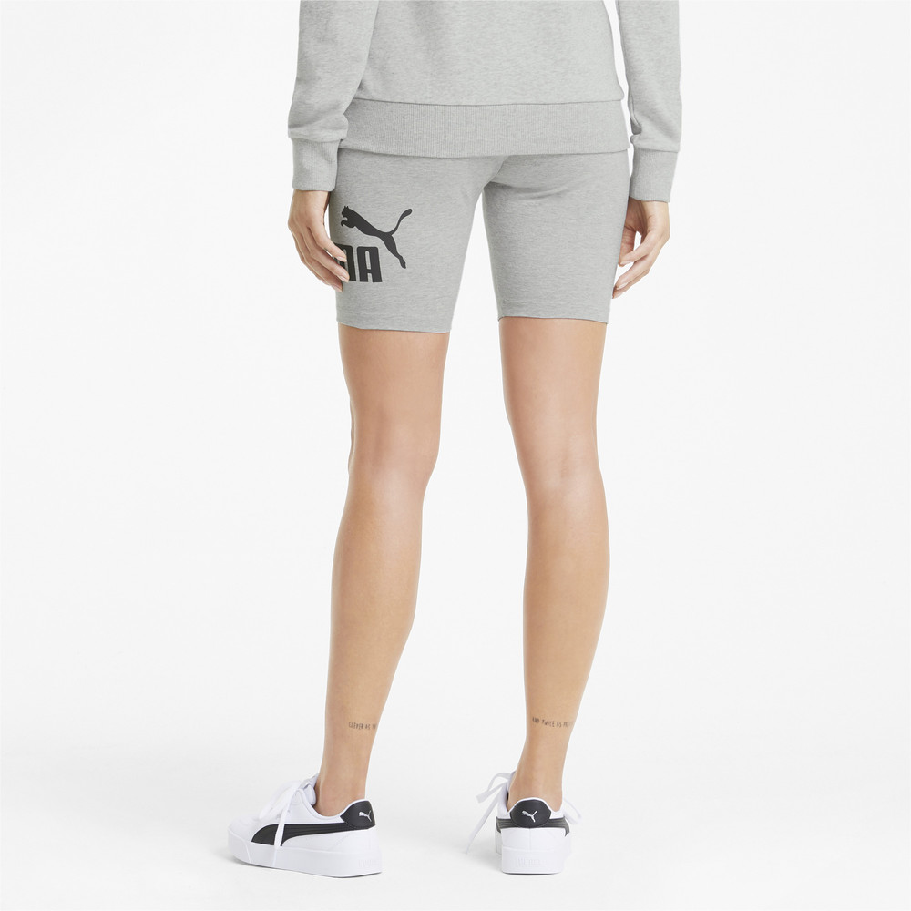 Image PUMA Essentials Logo Women's Short Leggings #2