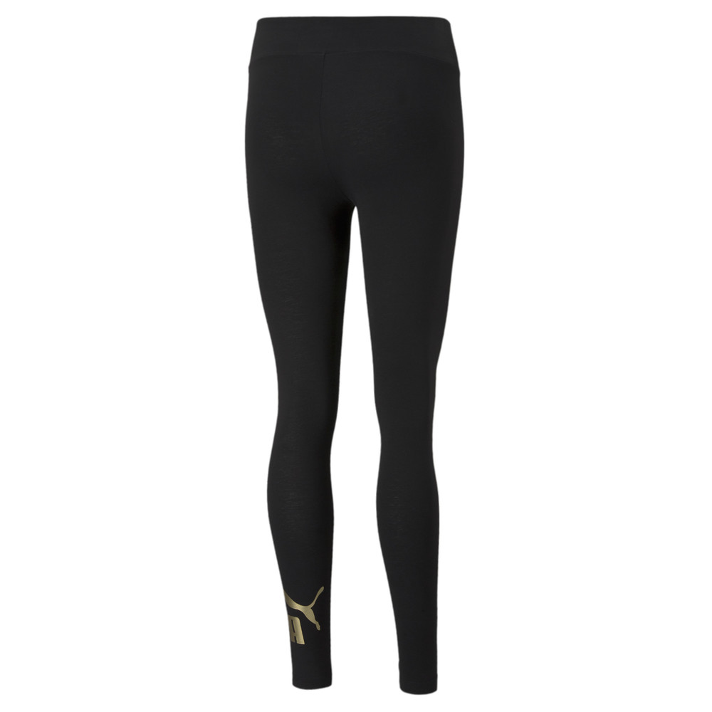 Image PUMA Essentials+ Metallic Women's Leggings #2