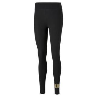 Image PUMA Essentials+ Metallic Women's Leggings
