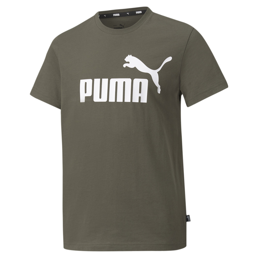 Image PUMA Essentials Logo Youth Tee #1