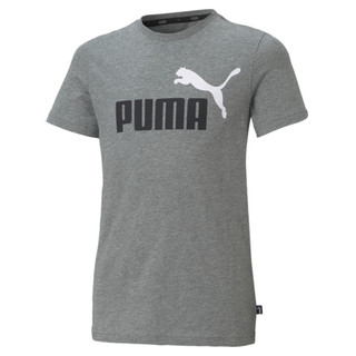 Image PUMA Essentials+ Two-Tone Logo Youth Tee