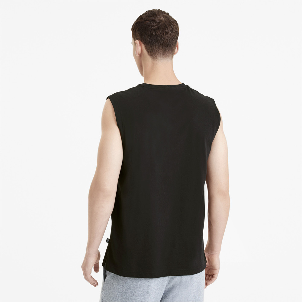 Image Puma Essentials+ Sleeveless Men's Tee #2