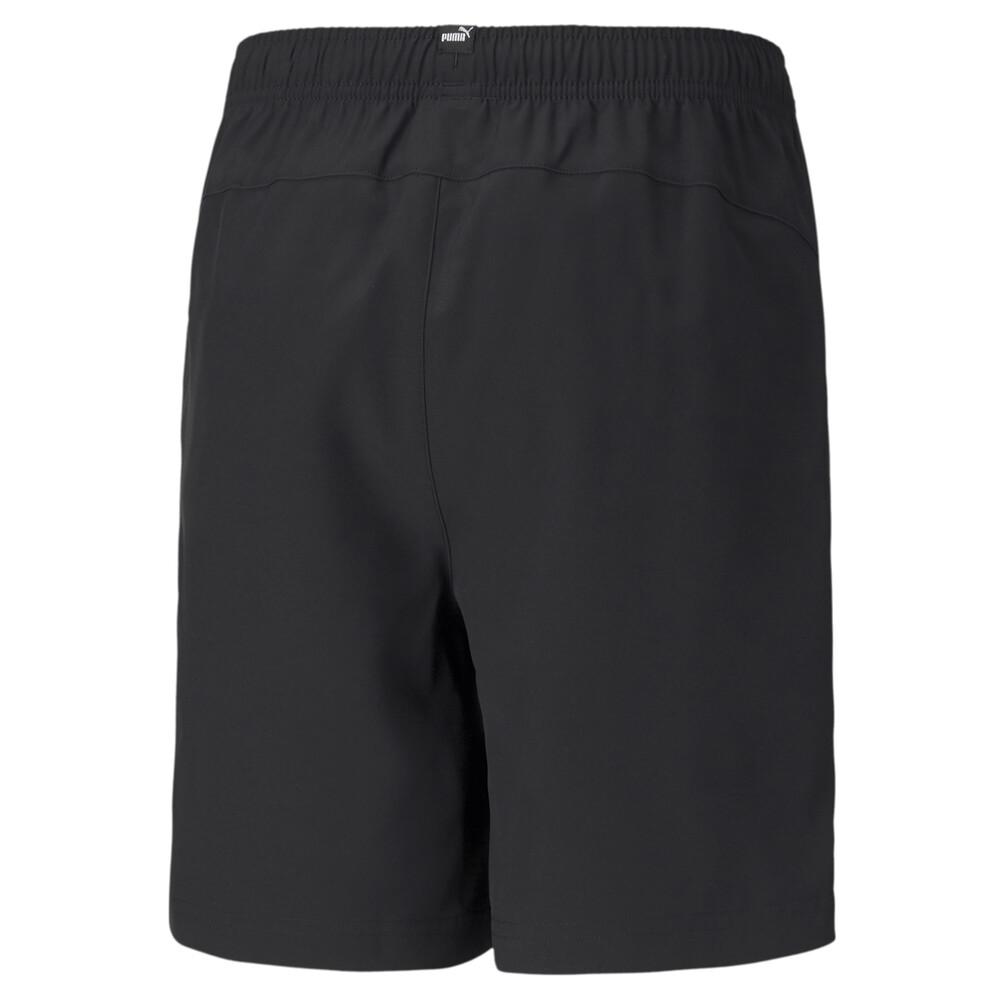 Image PUMA Rebel Woven Youth Shorts #2