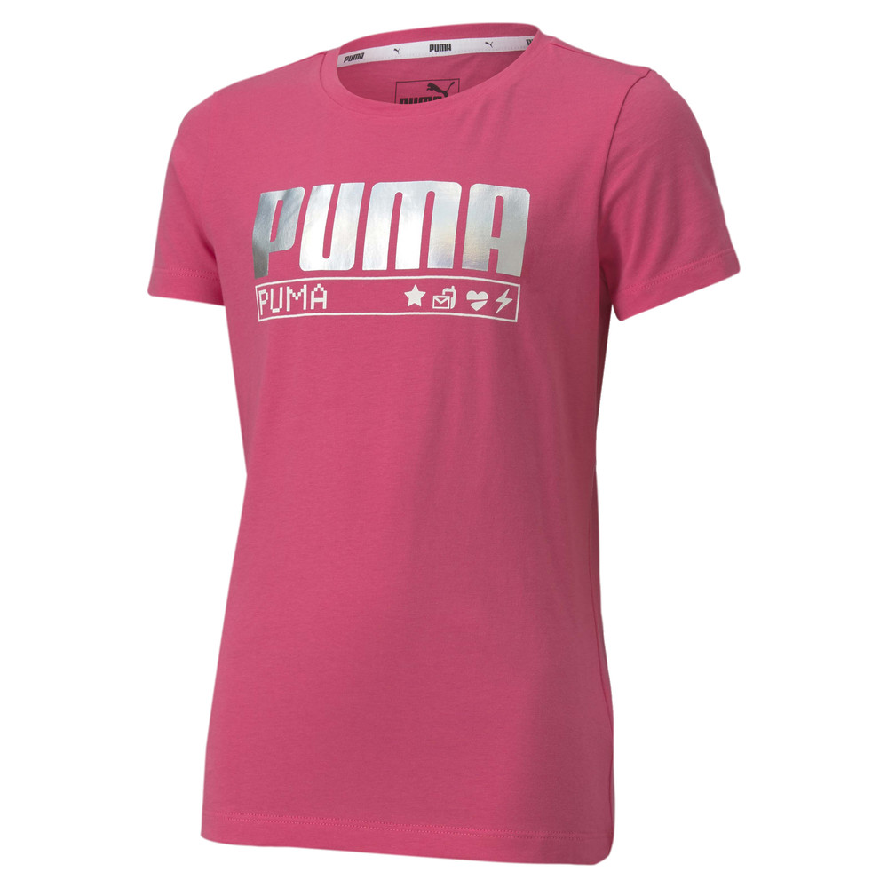 Image Puma Alpha Youth Tee #1