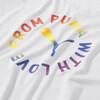 Imagen PUMA Polera con estampado gráfico Pride para hombre #3
